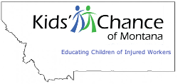 Kids' Chance of Montana Logo